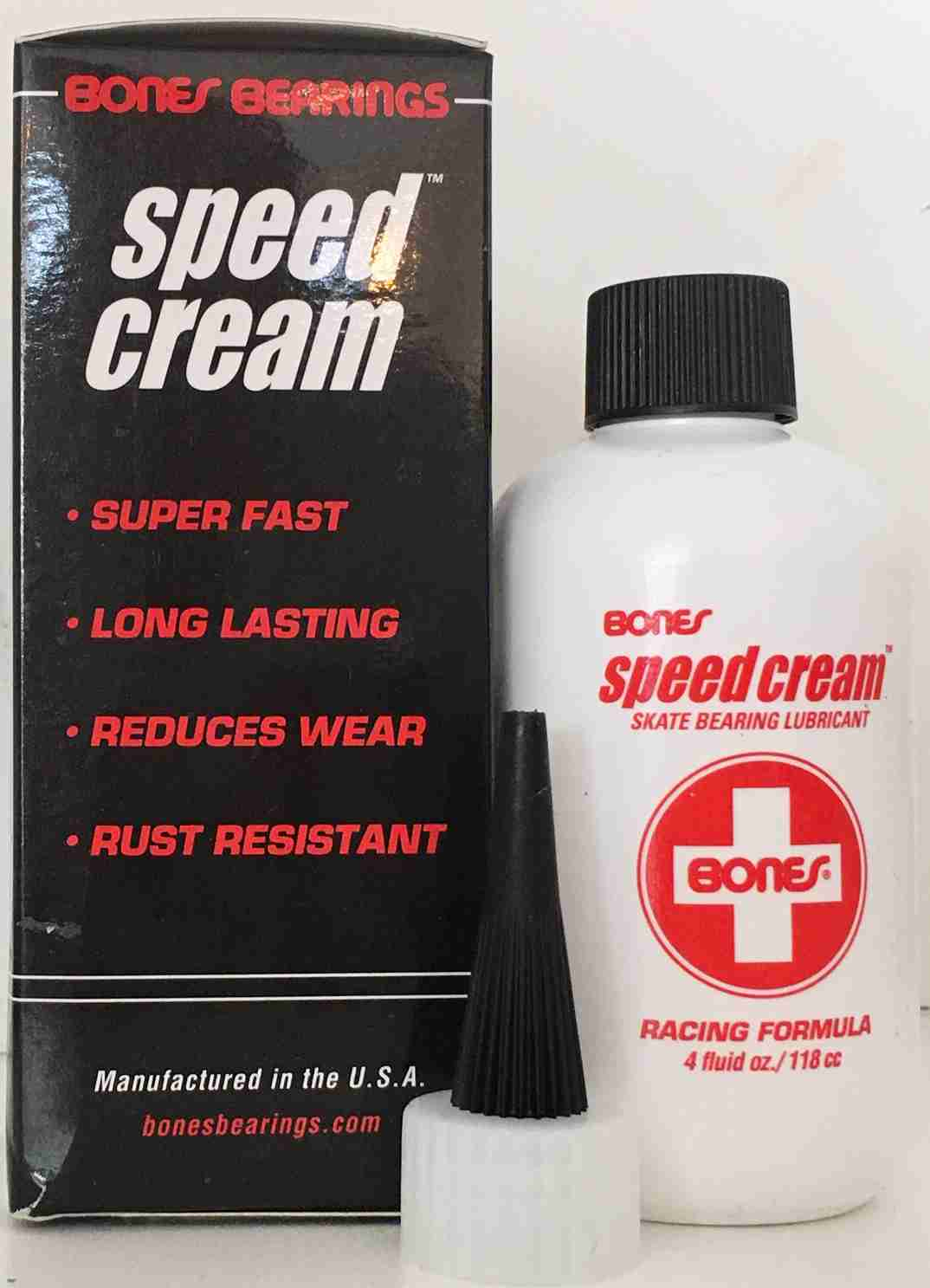 Bones Speed Cream 118 cc bottle