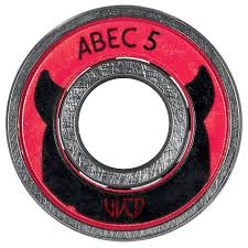 Wicked Bearings ABEC 5 Freespin
