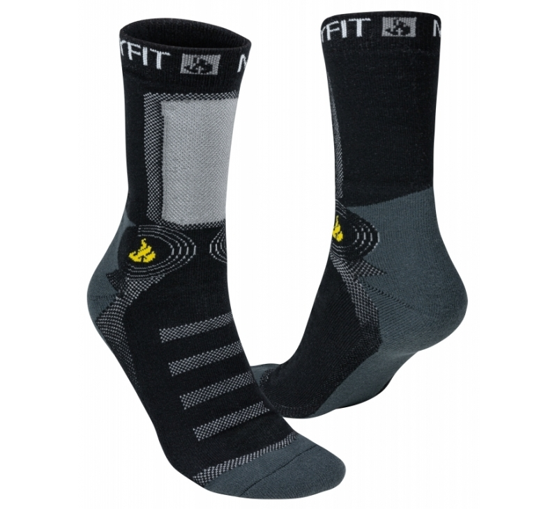 900991 Myfit Skating Pro Socks 2020 view3