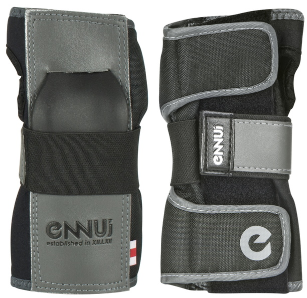 Ennui ST Wrist Guard back and front