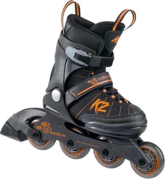 K2 Youth Skate Merlin with orange touch