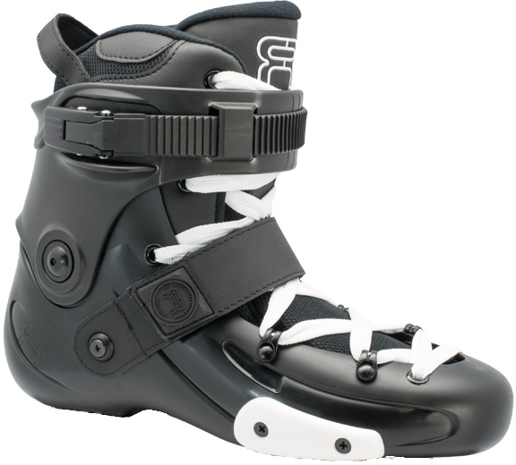 FRX boot only inline skate in black