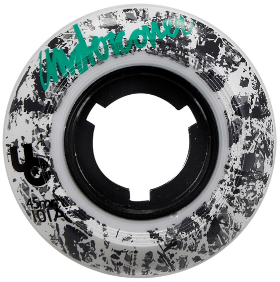 UnderCover Antirocker wheels that need a bearing